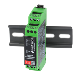 C12 RS232 to RS485 Converter 3kV DC Isolation on RS485 SIde